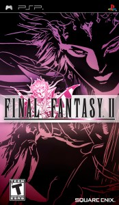 Final Fantasy II Anniversary Edition Boxart