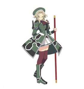 Kagura Shinobi Venus - Chikazu - Character Art