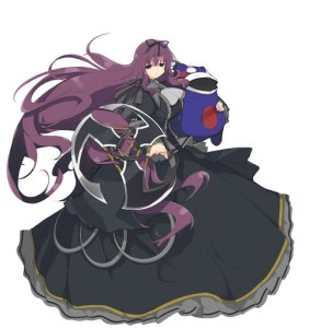 Kagura Shinobi Venus - Yahagi - Character Art