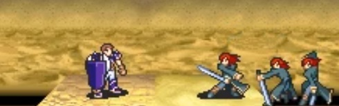 Operation Rainfall Origins: Fire Emblem Sacred Stones