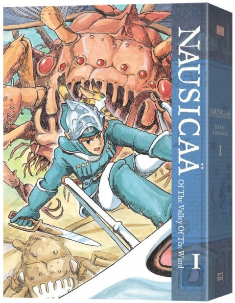 Nausicaä of the Valley of the Wind, Volume I (hardcover)