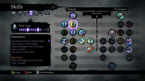 Darksiders II skill tree