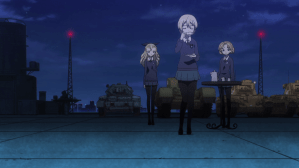 Girls und Panzer St. Gloriana Tankery Team