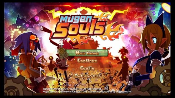 Mugen Souls screen