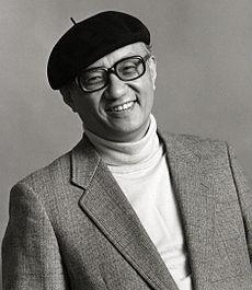 Astro Boy Creator Osamu Tezuka