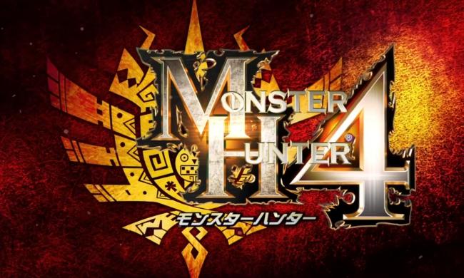 Monster Hunter 4 logo