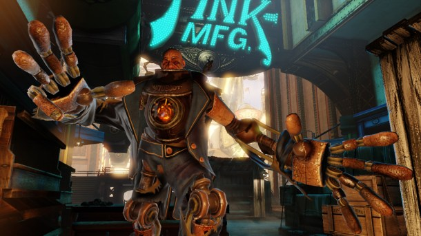 BioShock Infinite Handyman Screenshot