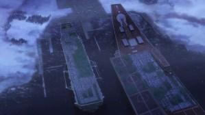Girls und Panzer Oarai School Ship and Pravda School Ship