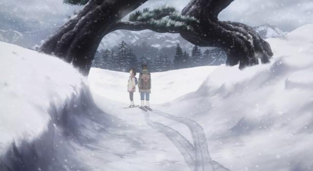 Shin Sekai Yori - Saki and Satoru