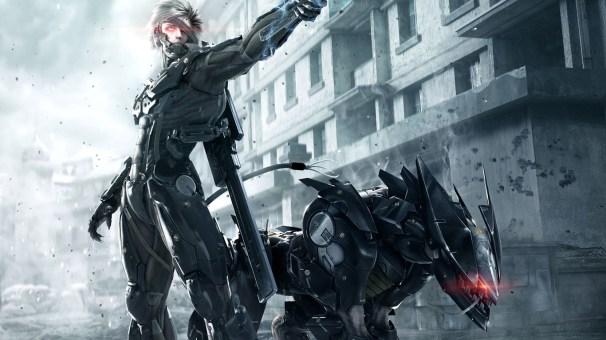 Metal Gear Rising Revengeance Logo
