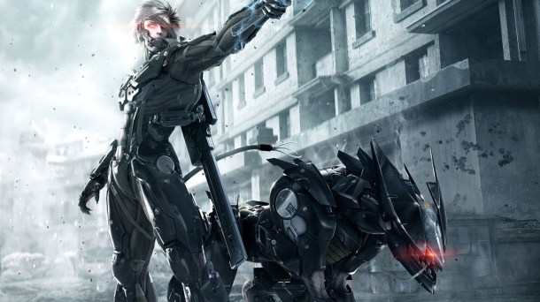 Metal-Gear Rising Revengeance Logo