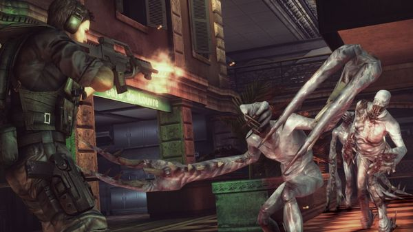 Resident Evil Revelations HD Screenshot 1
