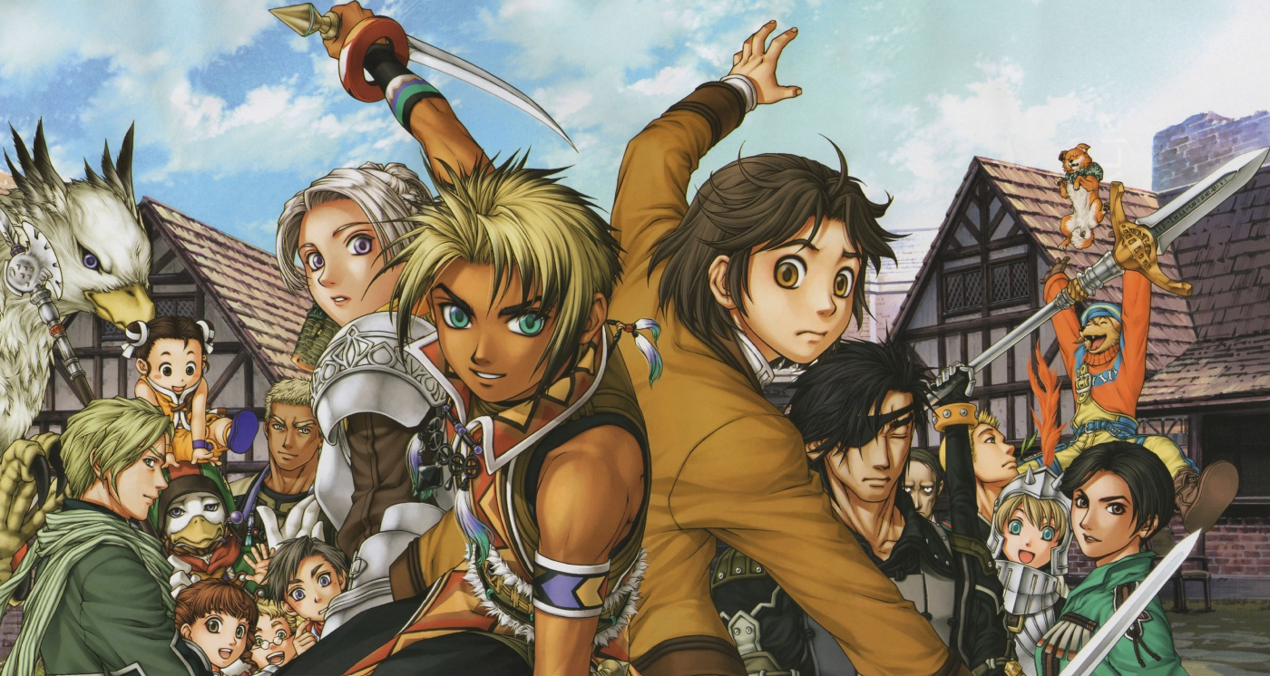 Suikoden Day
