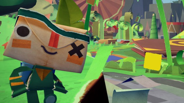 Tearaway - Media Create | oprainfall