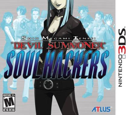 Devil Summoner: Soul Hackers Box Art