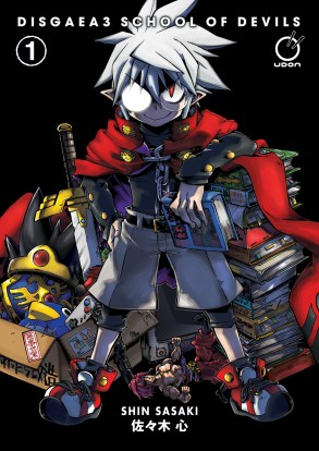 Disgaea 3 School of Devils Vol 1