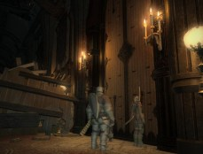 Final Fantasy XIV: A Realm Reborn [Beta Phase 1]—Dungeon Interior
