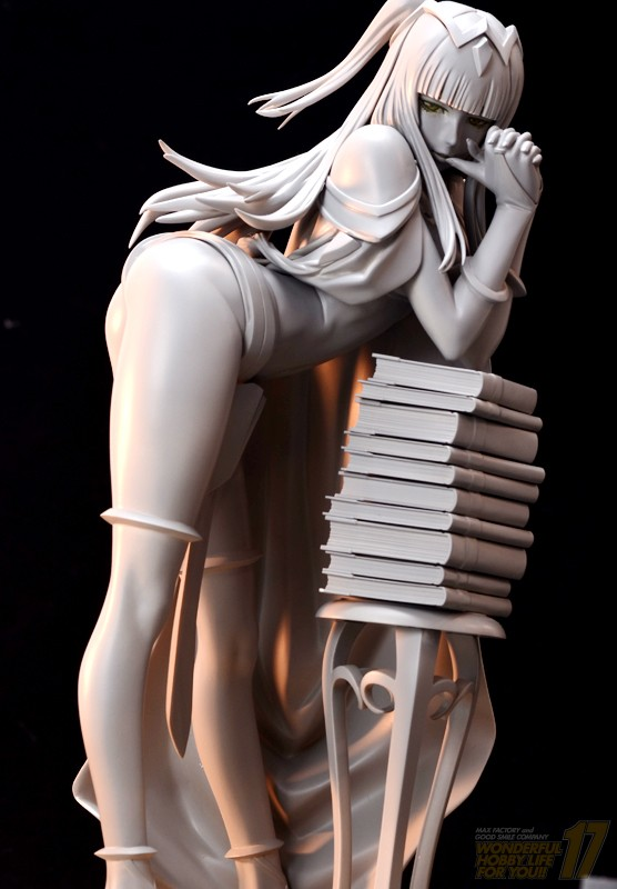 Fire Emblem Awakening Tharja Sculpture