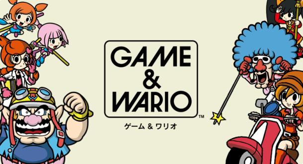 Game & Wario;