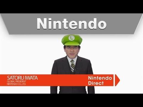 Iwata Nintendo Direct