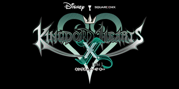 Kingdom Hearts χ logo