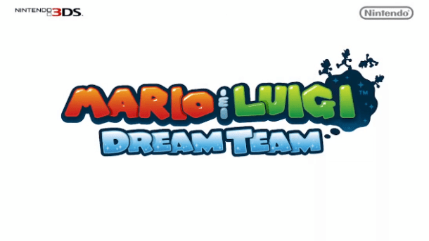 Mario and Luigi Dream Team 3