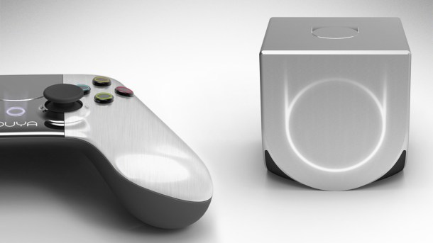 OUYA - Controller and Console