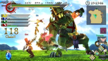 Ragnarok Odyssey Screenshot 4