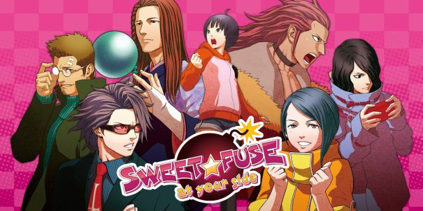 Sweet Fuse: At Your Side Logo
