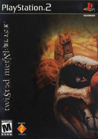 Twisted Metal Black PS2