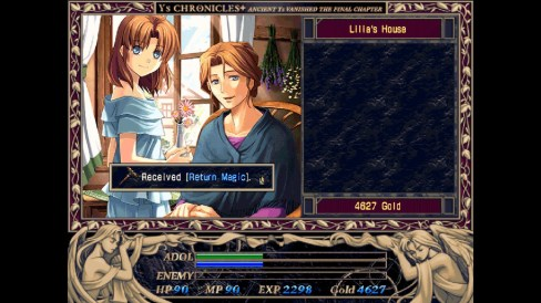 Ys I & II Chronicles+ Screenshot 6