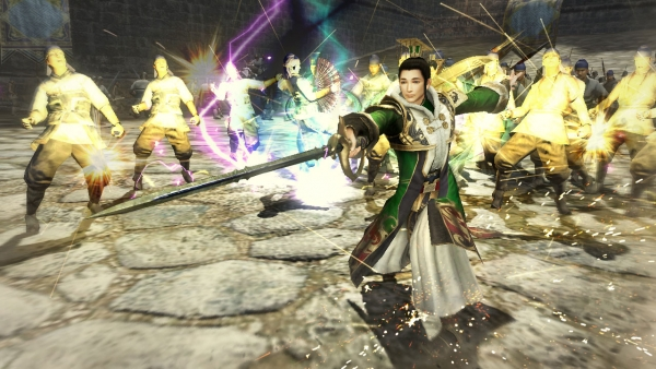 Dynasty Warriors 8: Empires | Starting Out