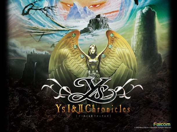 ys i & ii chronicles logo