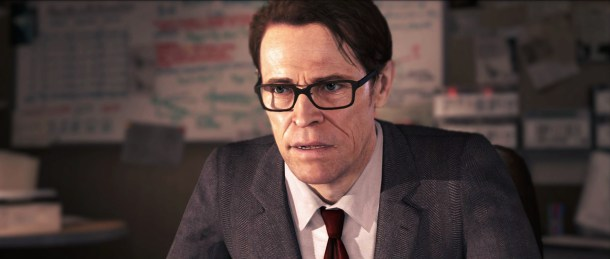 Beyond: Two Souls - Willem Dafoe