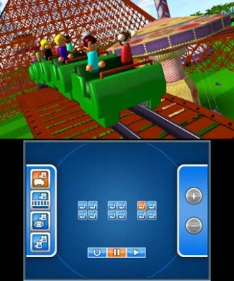 Coaster Creator 3D - Nintendo Download Europe | oprainfall