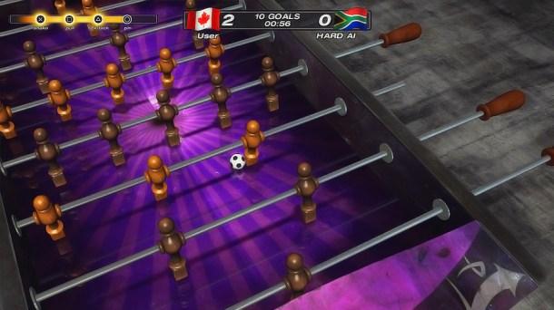 Foosball 2012 | Screenshot 1