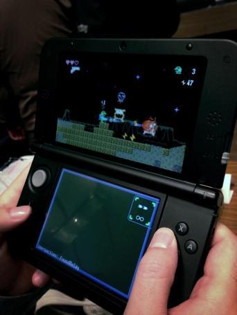 Gero Blaster 3DS Nicalis