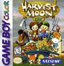 Harvest Moon GBC logo