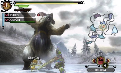 Monster Hunter 2 Ultimate 3DS