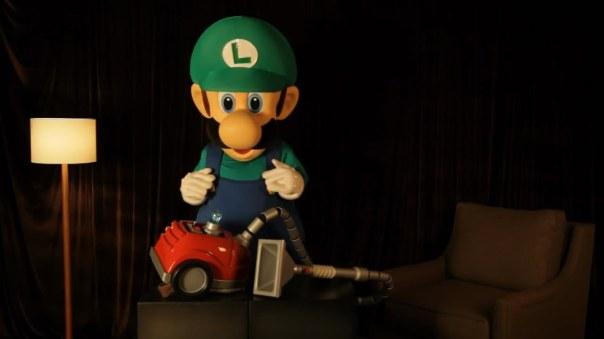 Luigi's Mansion: Dark Moon | Media Create
