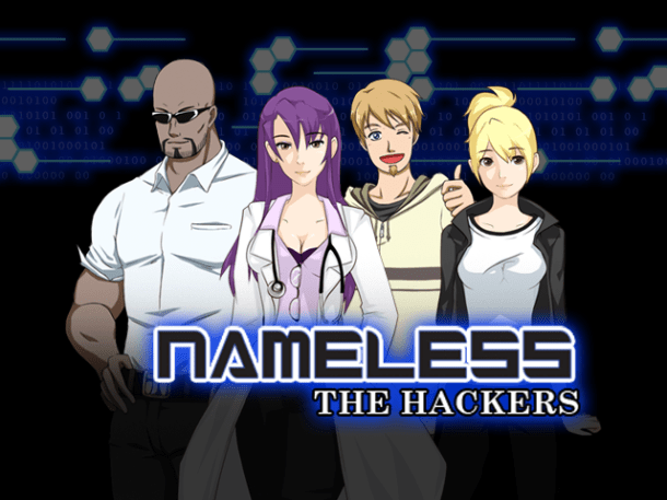 Nameless: The Hackers