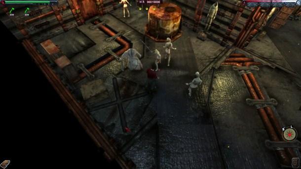 Silent Hill: Book of Memories Screenshot 001