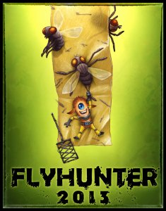 Steel Wool Games | Flyhunter poster