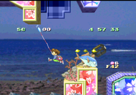 Umihara Kawase on Ps1