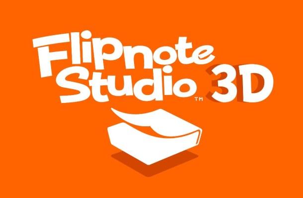 Flipnote Studio 3D logo