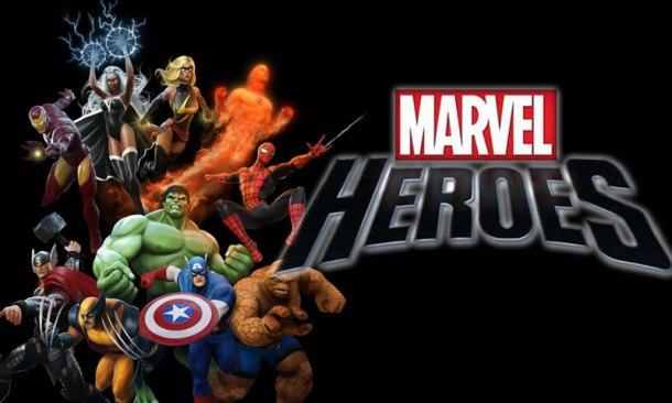 Marvel Heroes logo