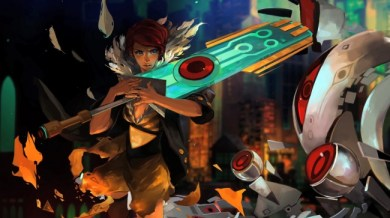 Jonathan's Games of 2014: Transistor | oprainfall