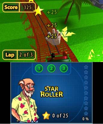 Coaster Creator 3D | Star Roller