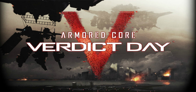 Armored Core: Verdict Day | Logo