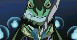 Building Character: Frog | Masamune